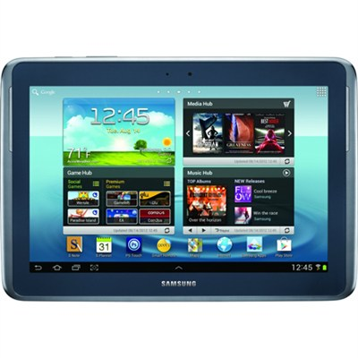 Galaxy Note 10.1 Tablet (32GB, WiFi, Deep Grey) - Manufacturer Refurbished