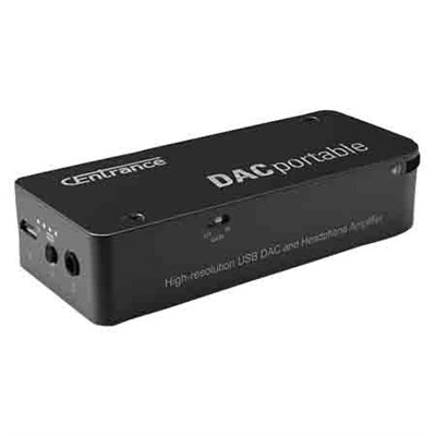 DACportable Portable DAC Amp for iPhone/iPads Computers
