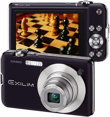 Exilim EX-S10 10.1MP Digital Camera with 2.7` LCD (Black)