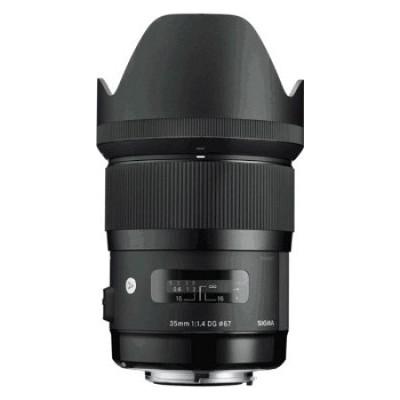 Art Wide-angle lens - 35 mm - F/1.4 DG DG HSM- Sigma - OPEN BOX