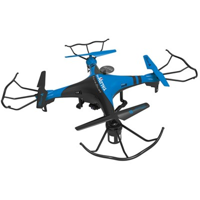 Zero Gravity High Flying WiFi 720p HD Talon Blue Drone