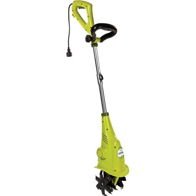 Tiller Joe Aardvark Electric Garden Cultivator TJ599E (Certified Refurbished)