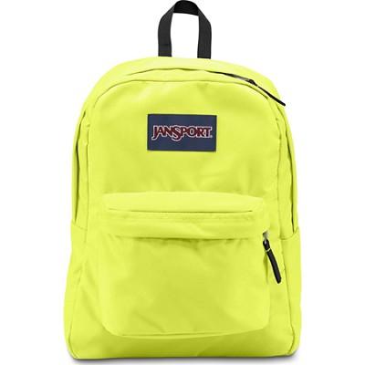 Superbreak Backpack - Lorac Yellow (T501)