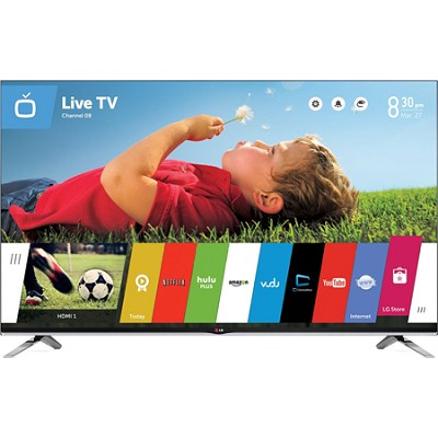 55LB7200 55` 1080p 240Hz 3D LED Smart HDTV with Two 3D Glasses and Magic Remote
