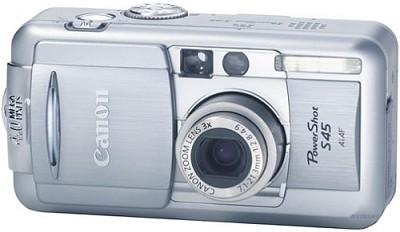Powershot S45 Digital Camera