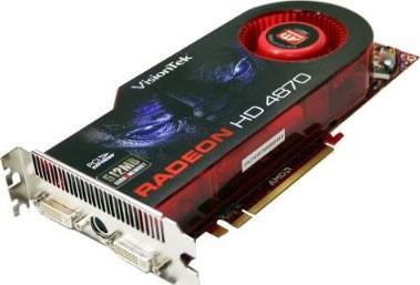Radeon HD 4870 Graphics Card - OPEN BOX