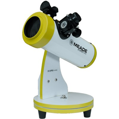 EclipseView 82 Telescope w/Removable Filter for Eclipses - OPEN BOX