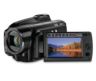 VIXIA HG21 HDD Camcorder W/ 120GB Internal Hard Drive