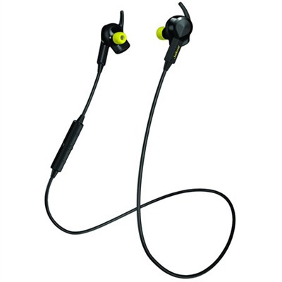 SPORT PULSE Wireless Bluetooth Stereo Earbuds with Heart Rate Monitor - OPEN BOX
