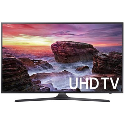 UN49MU6290FXZA 49` Class LED 4K UHD Smart TV (2017 Model) (OPEN BOX)