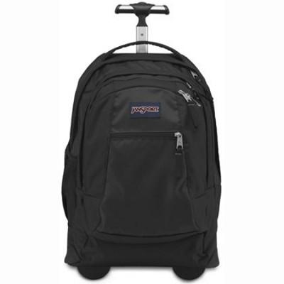 Driver 8 Wheeled Backpack (Black) - TH89
