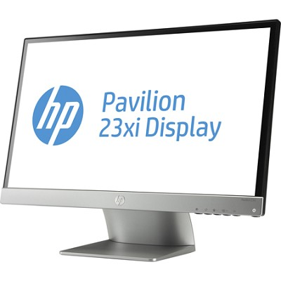Pavilion 23xi 58.4 cm 23` Diagonal IPS LED Backlit Monitor - OPEN BOX