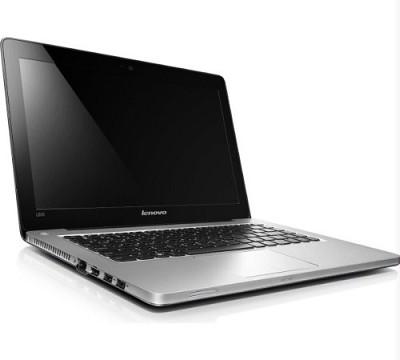 IdeaPad  U410 14.0` Notebook PC - Intel 3rd Generation Core i5-3317U - Blue