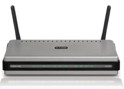 RangeBooster N Wireless Router, 4-Port 10/100 Switch, 2 Antennas, Draft 802.11n