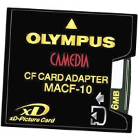 XD to CompactFlash adapter MACF-10