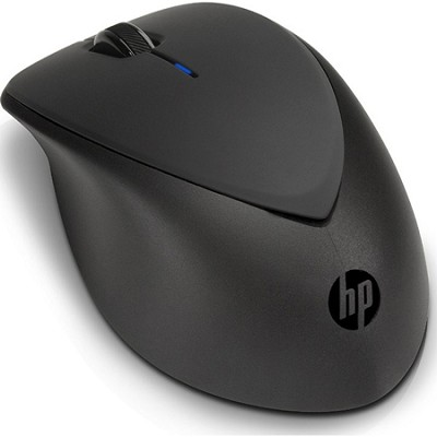 x4000b Bluetooth Mouse - Matte Black (H3T51AA#ABC)