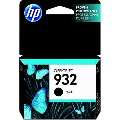 932 Black Officejet Ink Cartridge