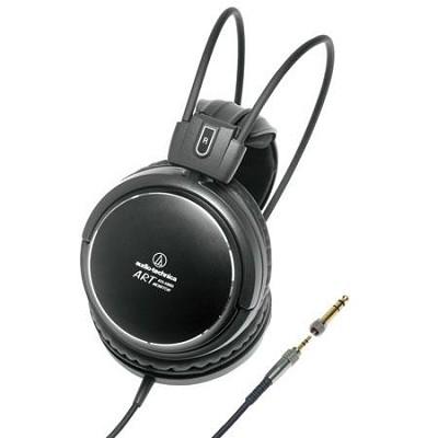 ATH-A900X Audiophile Closed-Back Dynamic Headphones-Black