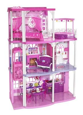 Barbie 3 Story Dream Townhouse