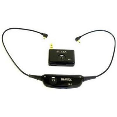 W1 - Wireless Earphone Transmitter (Black)