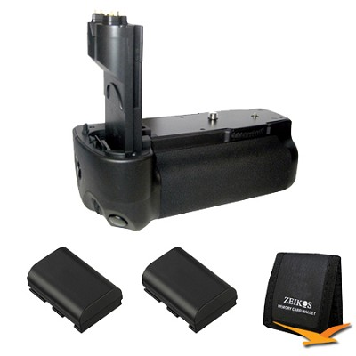 Essential Vertical Battery Grip for EOS 5D Mark III (replaces BG-E11)