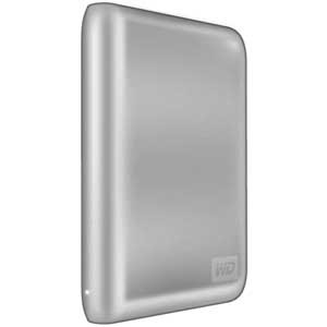 NEW! My Passport Essential 500GB USB 3.0/2.0 Portable Hard Drive Silver