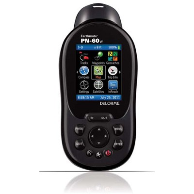 Earthmate PN60W w/Topo North America and Map Pack