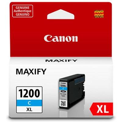 MAXIFY PGI-1200 XL Cyan Pigment Ink Tank
