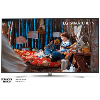 SUPER UHD 75` 4K HDR Smart LED TV (2017 Model) - Refurbished