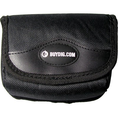Ultra-Compact Digital Camera Deluxe Protection Carrying Case (Black) DP20-BDG