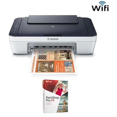Pixma MG2922 Wireless Color Printer Scanner Copier + Corel Paintshop Pro X7