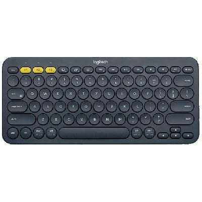 K380 Bluetooth Keyboard in Dark Grey - 920-007558