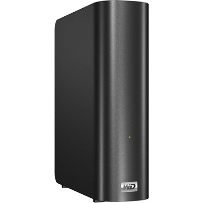 3 TB My Book Live Personal Cloud Storage - OPEN BOX