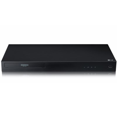 UBK80 4k Ultra-HD Blu-Ray Player w/ HDR Compatibility - (UBK80)