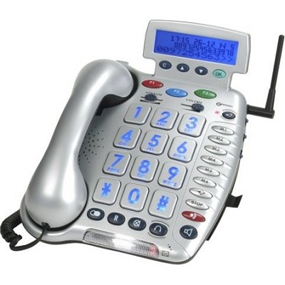 Ampli600 Amplified Emergency Connect Phone