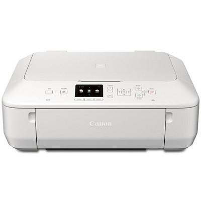 PIXMA MG5520 Wireless Inkjet Photo All-in-One - White