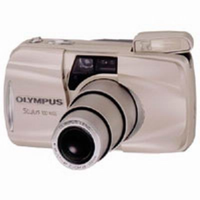 STYLUS ZOOM 100 Wide QD POINT AND SHOOT camera