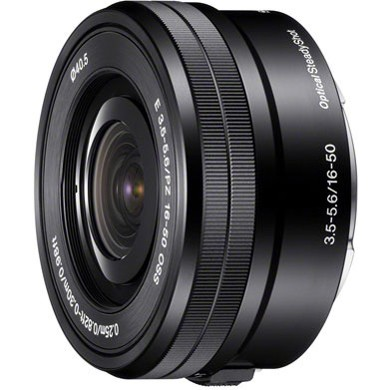 SELP1650 - 16-50mm Power Zoom Lens - OPEN BOX