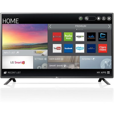 60LF6100 - 60-inch 120Hz Full HD 1080p Smart LED HDTV