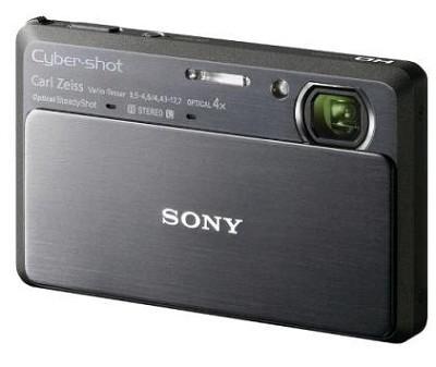 Cyber-shot DSC-TX9 Digital Camera (Grey)