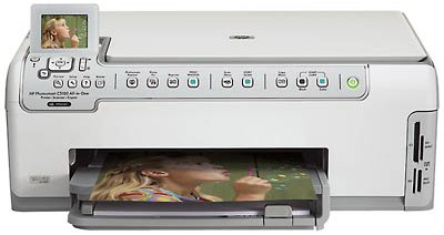 Photosmart C5180 All-in-one Printer, Copy, and Scan