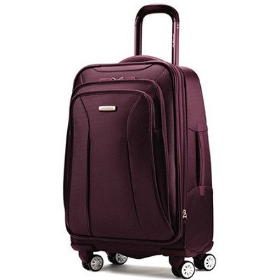 Hyperspace XLT Spinner 21 Exp Luggage Suitcase - Passion Purple