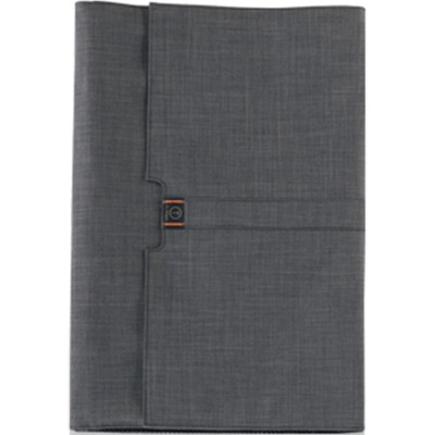 T-Tech Shirt and Pant Folder, Charcoal