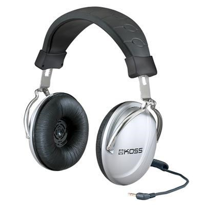TD85 Home Stereo Headphone in Silver - 186511