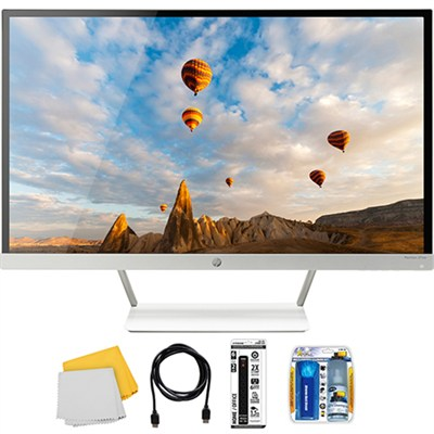 Pavilion 27xw 27-inch IPS LED Backlit Monitor with Monitor Kit