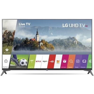 55UJ7700 - 55-inch 4K Ultra HD Smart LED TV (2017 Model) - OPEN BOX