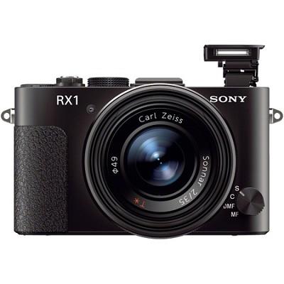 Cyber-shot DSC-RX1 24.3MP Exmor CMOS Digital Camera (Black)