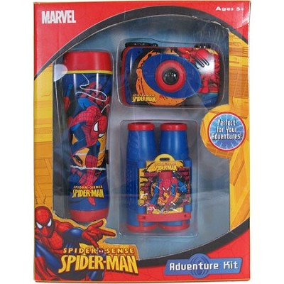 3 PC. Spiderman Gift Set