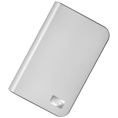 My Passport Studio Portable 250 GB Mac-Ready Hard Drive { WDMS2500TN }