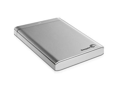 Backup Plus 500 GB USB 3.0 Portable External Hard Drive STBU500101 (Silver)